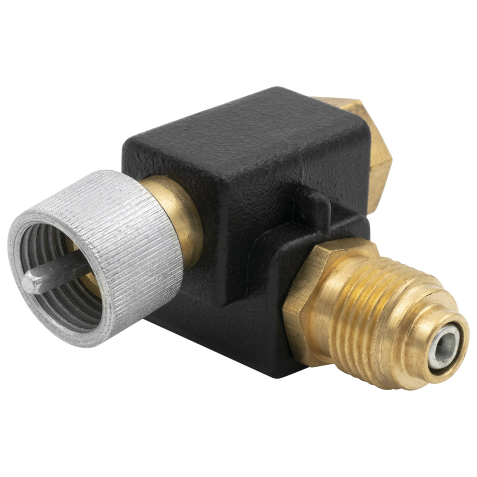 Autometer Speedo Cable 90 Adapter For 5/8-18 Threads