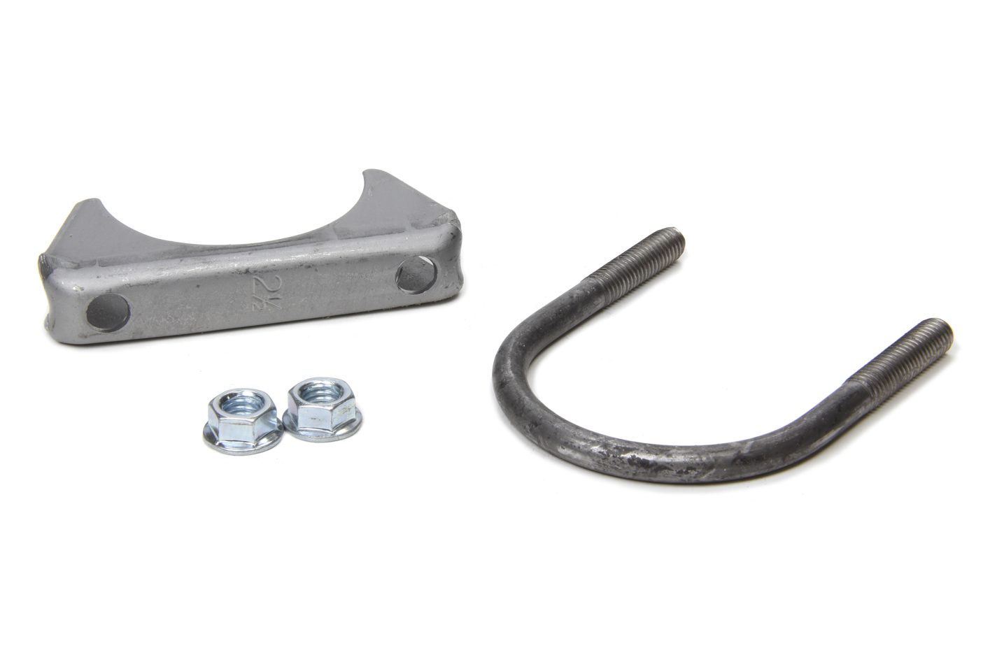 Atp Chemicals & Supplies Muffler Clamp 2-1/2in HD