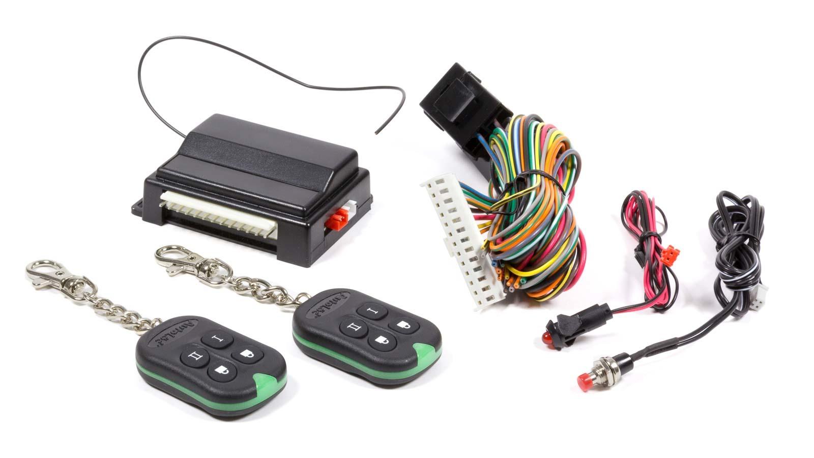 Auto-loc 5 Function Keyless Entry System