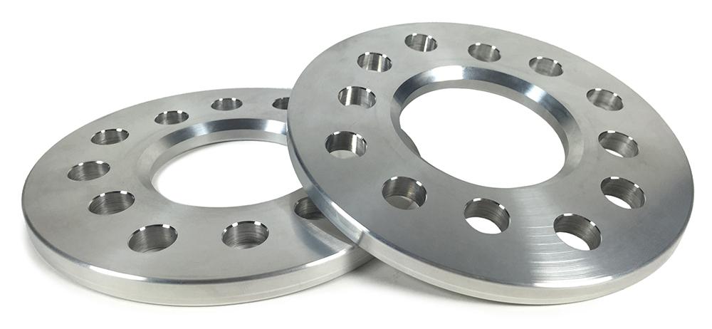 Baer Brakes Wheel Spacers 1 Pair