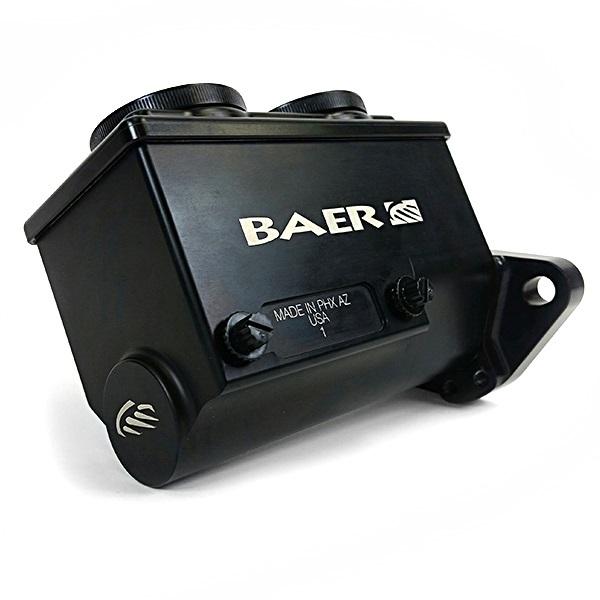 Baer Brakes ReMaster Master Cylinder 1-1/8in Bore Left Port