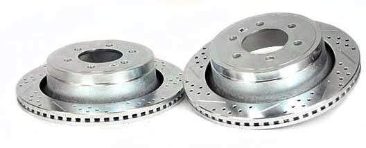 Baer Brakes BAER Sport Rotors - Rear Pair