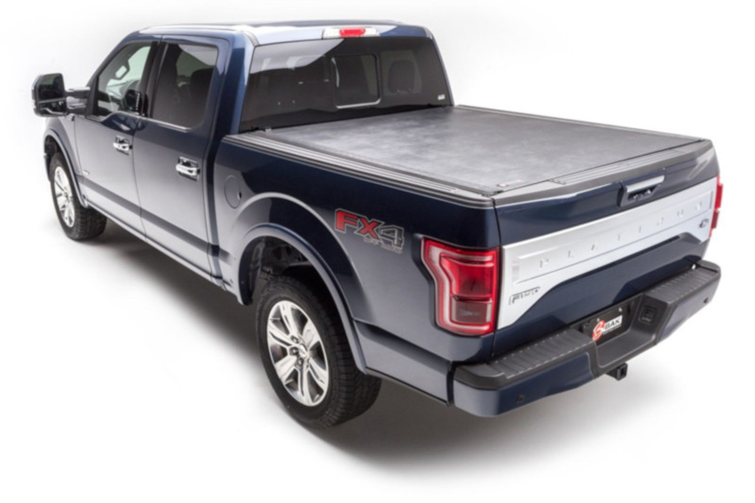 Bak Industries Revolver X2 Bed Cover 21-  Ford F150 8ft Bed