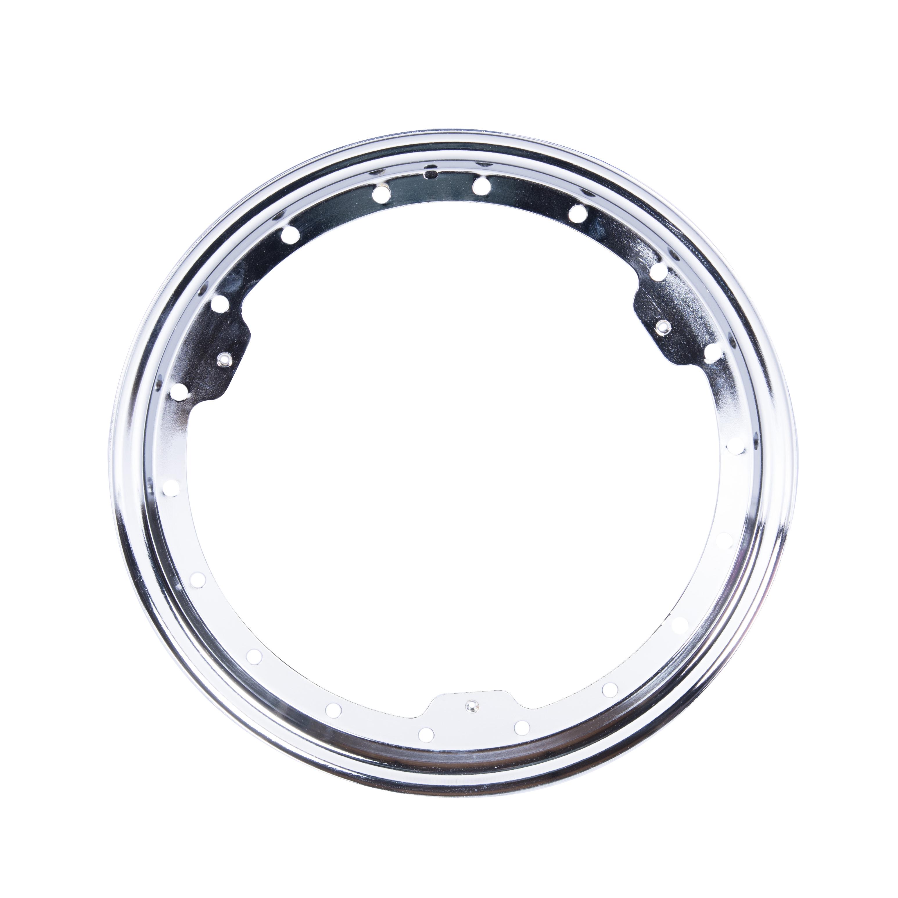 Bassett Beadlock Ring New Style Chrome