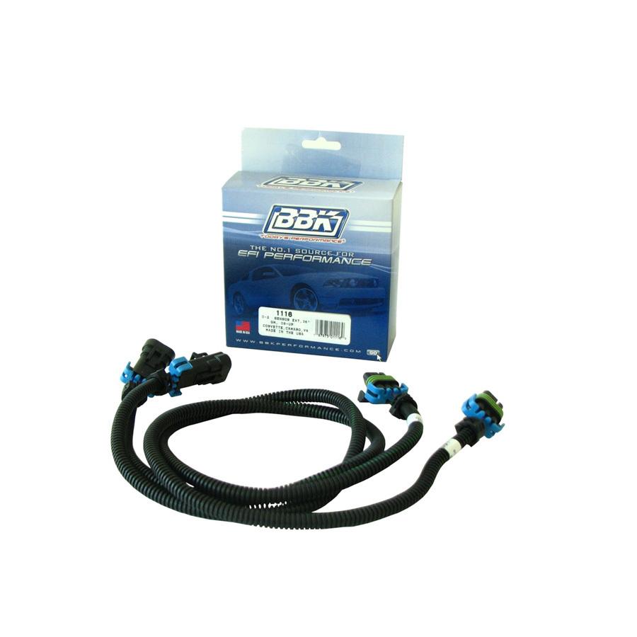 Bbk Performance O2 Sensor Wire Extension Kit Pr 36in GM Cam/Corv
