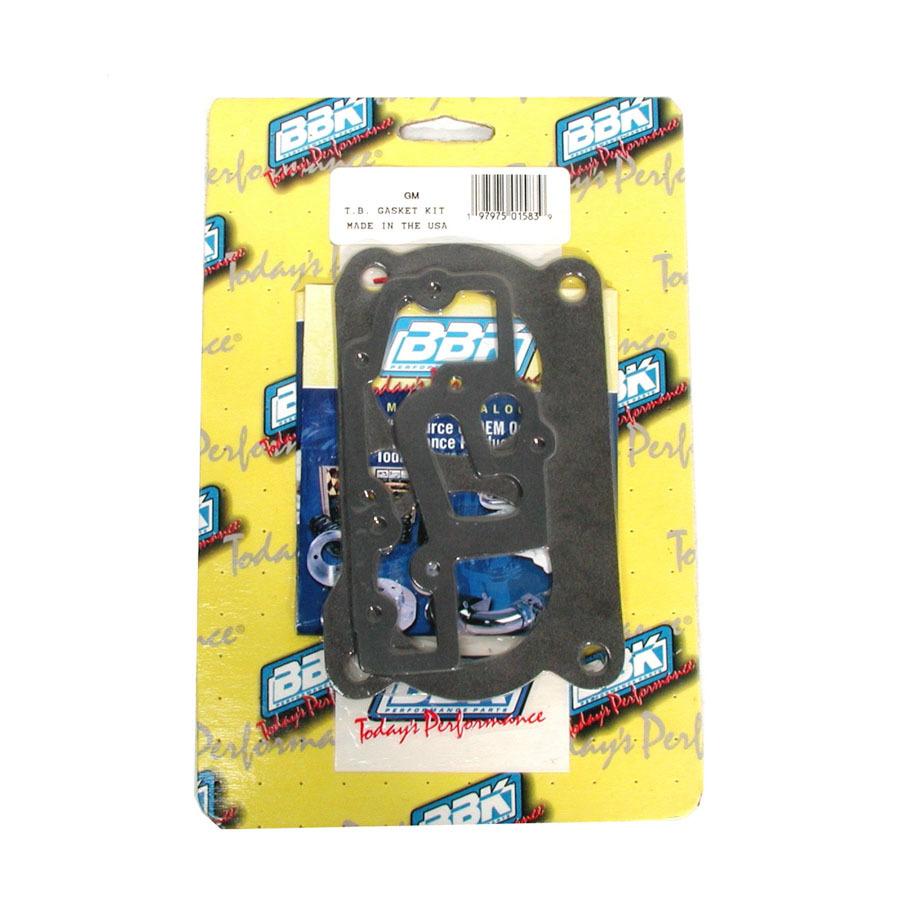 Bbk Performance Throttle Body Gasket Kit - 58mm GM