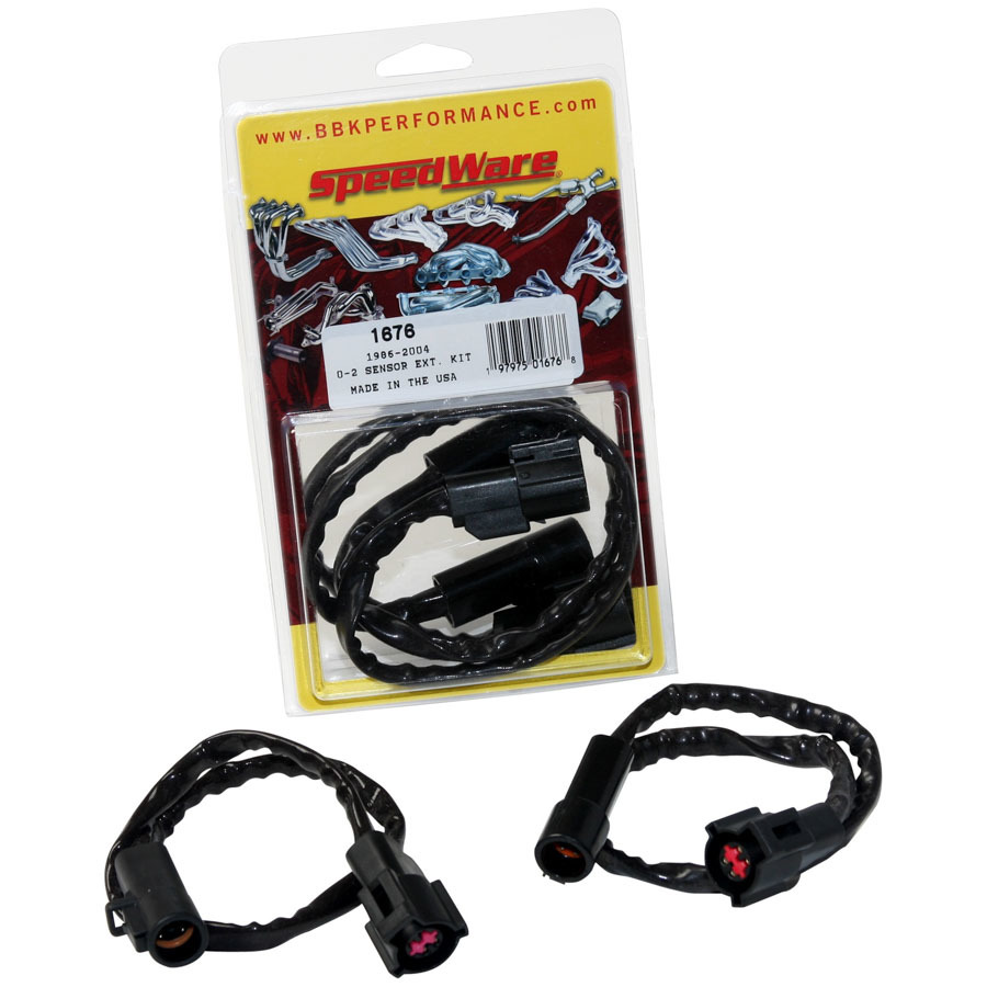 Bbk Performance O2 Sensor Wire Extension Kit - 86-10 Mustang V8