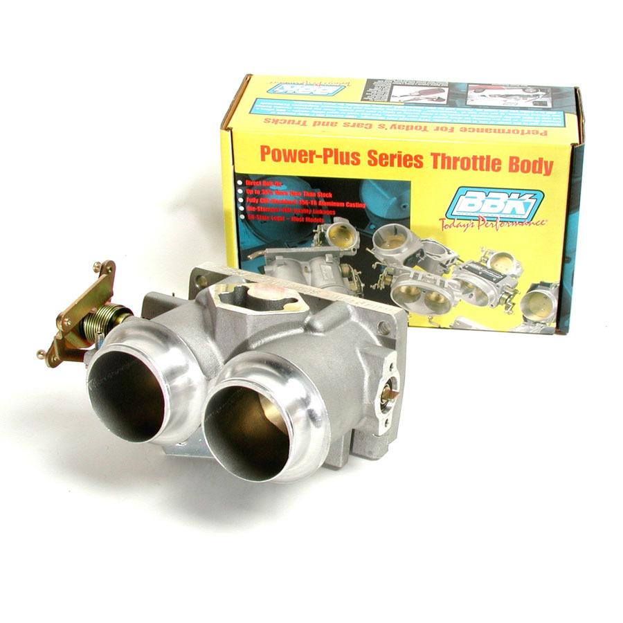Bbk Performance 61mm Twin Throttle Body 87-96 F150 302/351W