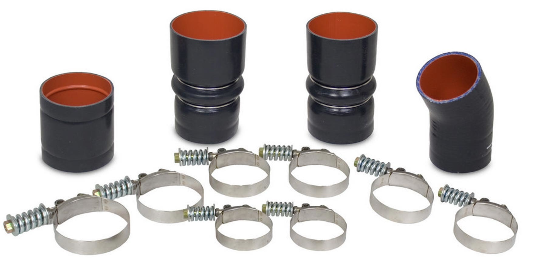 Bd Diesel Hose and Clamp Kit 03-07 Ford 6.0L