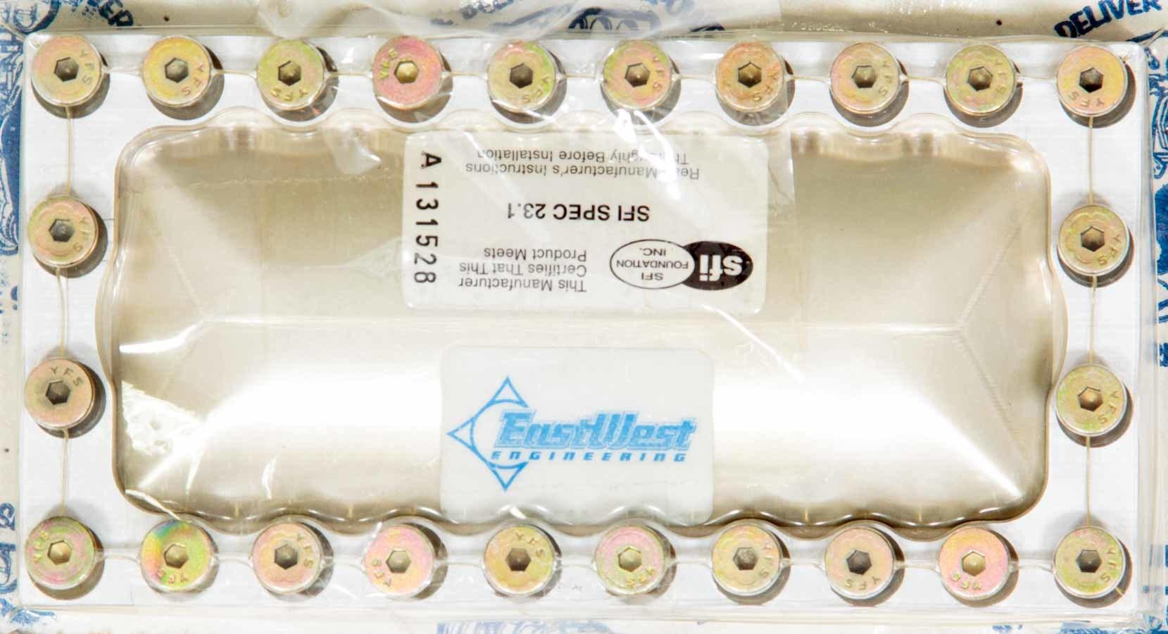 Blower Drive Service Burst Panel Kit - SFI 23-1