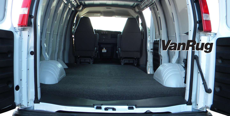 Bedrug Vanrug 92-14 Ford E-Series Van