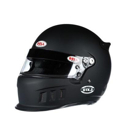 Bell Helmets Helmet GTX3 7-1/8 Flat Black SA2020 FIA8859