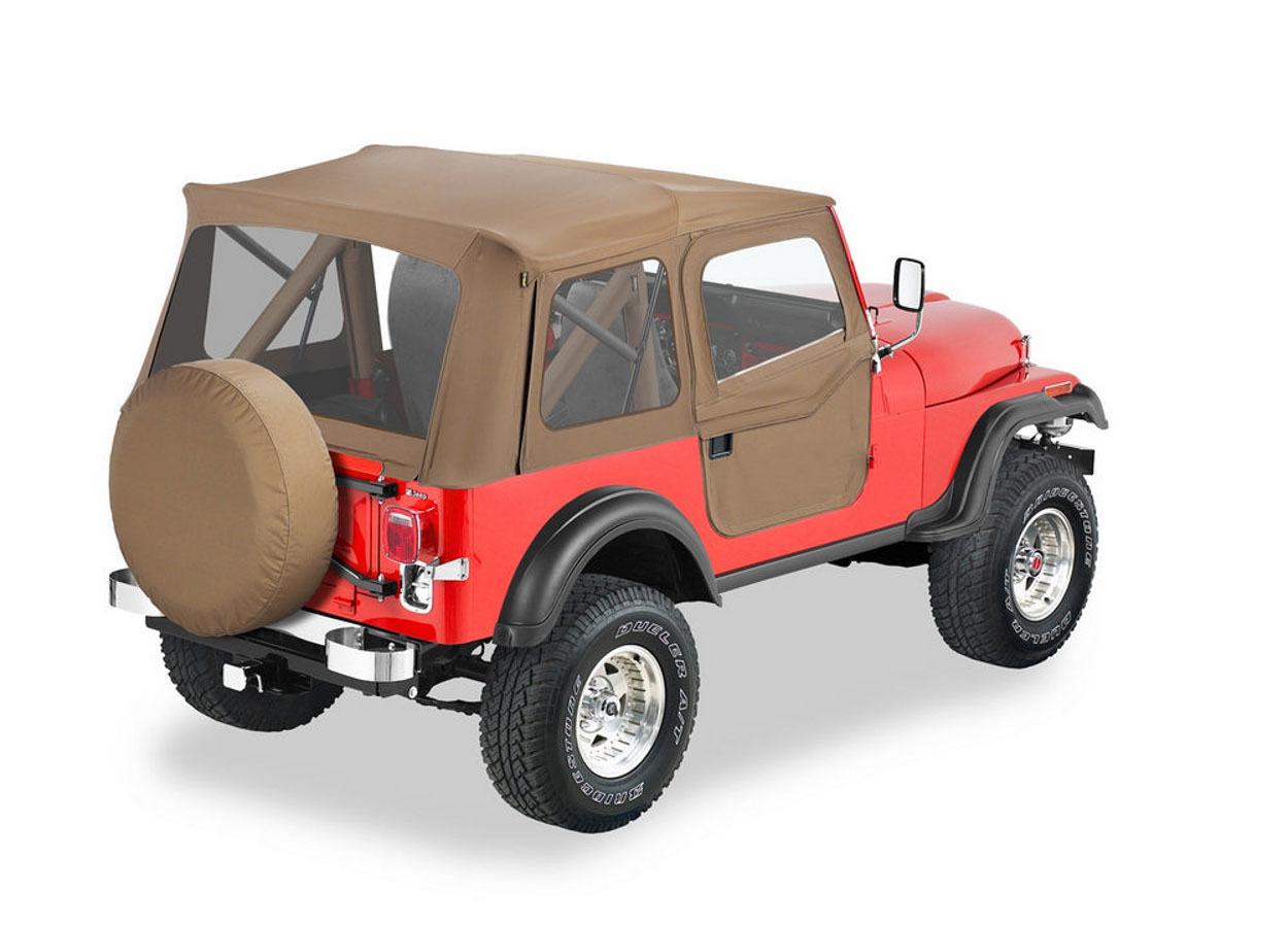 Bestop Jeep Supertop Classic Soft Top