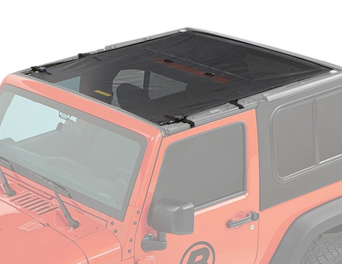 Bestop Safari Style Bikini Top 18-20 Jeep Wrangler JL