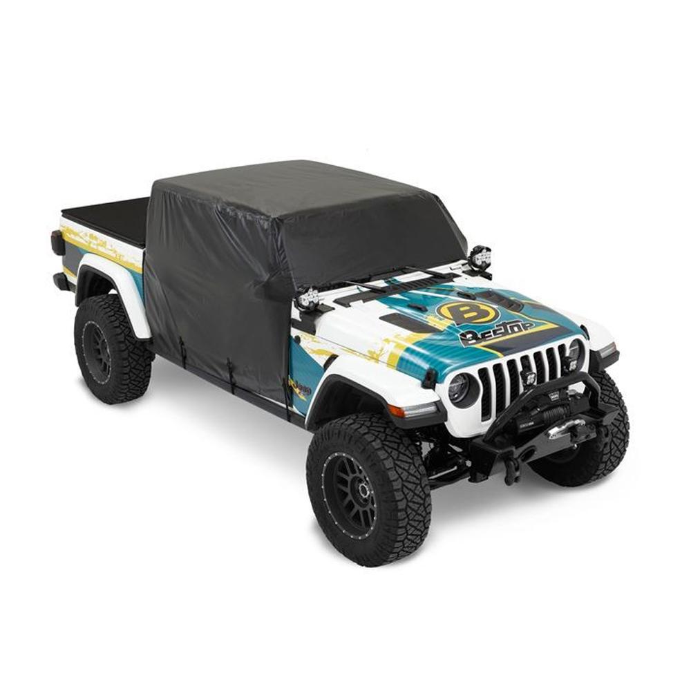 Bestop 20-   Jeep Gladiator Trail Cover Black
