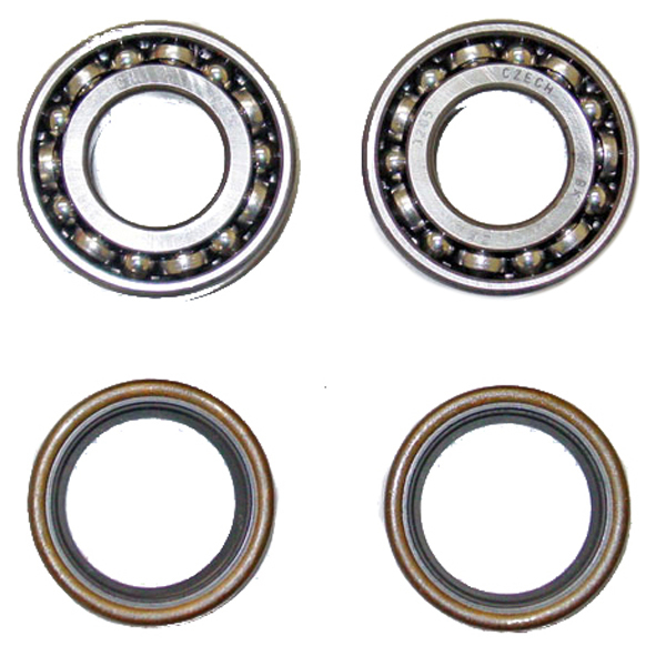 The Blower Shop Front Bearing & Seal Kit