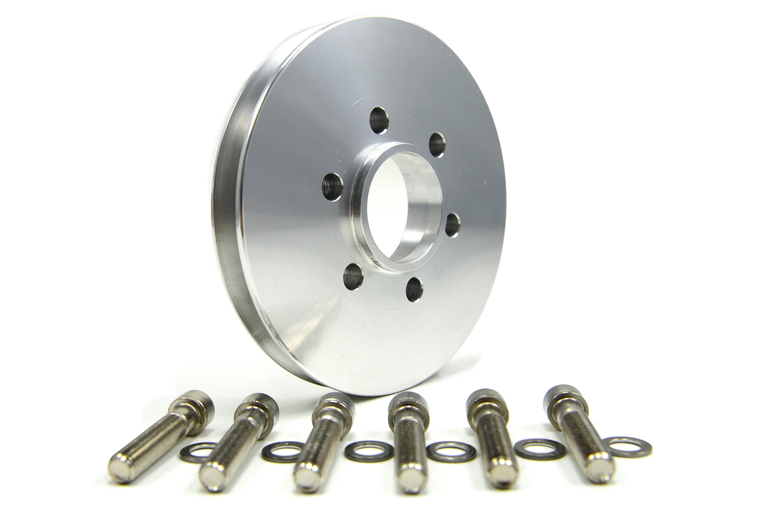 The Blower Shop 1V  Accessory Pulley/ Crank Hub