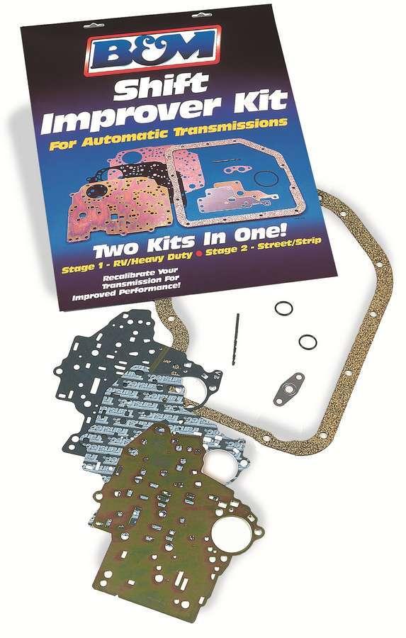 B And M Automotive Shift Improver Kit 71-77 727 & 904 Trans