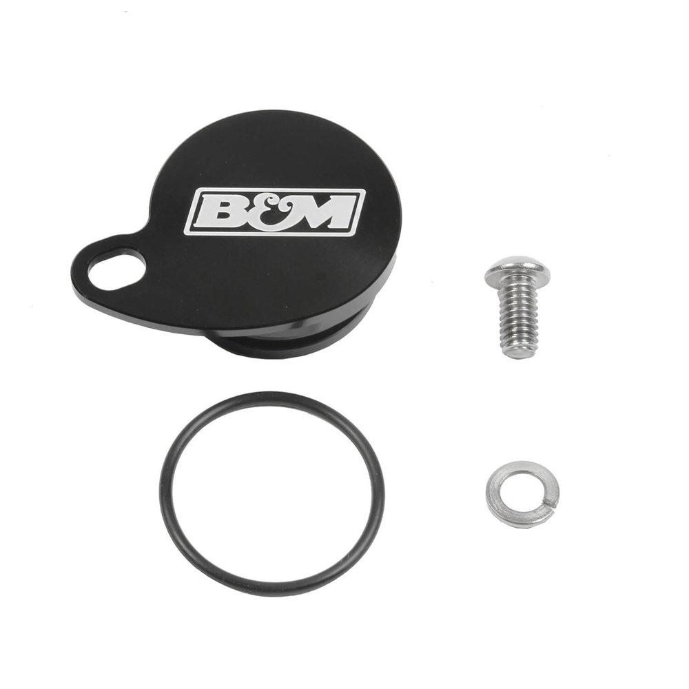 B And M Automotive Transmission Speedo Port Plug  Mopar