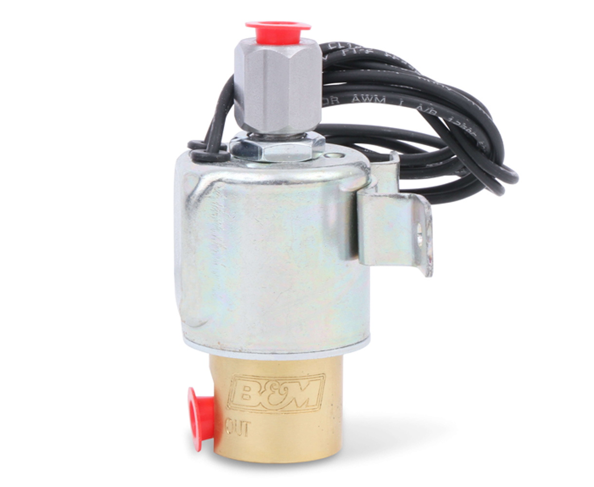 B And M Automotive Launch Control Solenoid