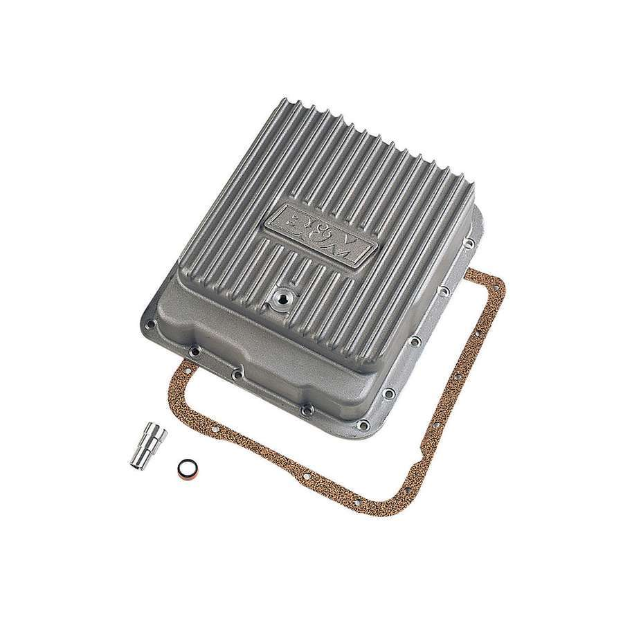 B And M Automotive Cast Alm Deep Trans Pan GM 4L60E/4L60E/4L65E/