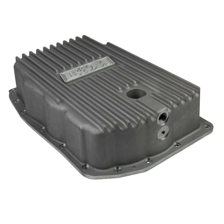 B And M Automotive Automatic Transmission Pan Deep Chevy Gen III