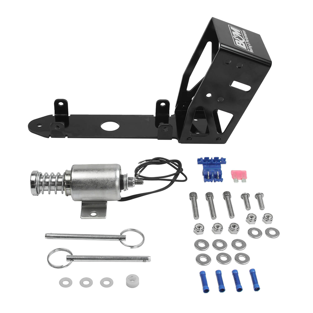 B And M Automotive Solenoid Shift Kit - for Pro-Stick