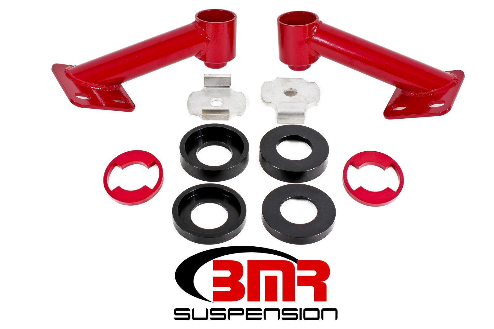 Bmr Suspension 15-17 Mustang Cradle Bushing Lockout Kit