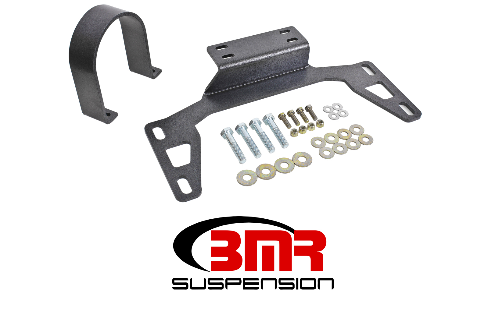 Bmr Suspension 11-20 Mustang Driveshaft Safety Loop Front
