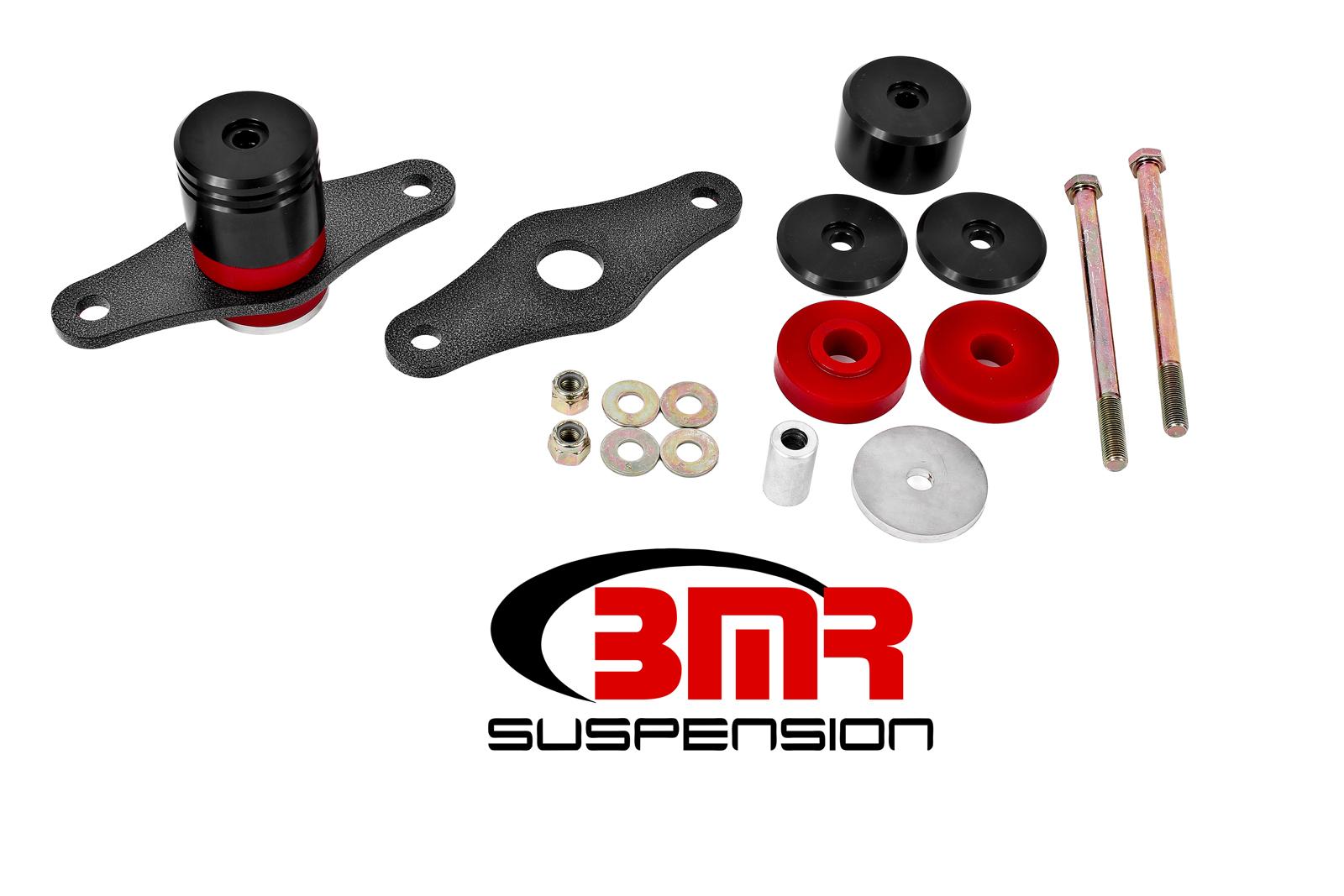 Bmr Suspension 15-17 Mustang Motor Mount Kit Polyurethane
