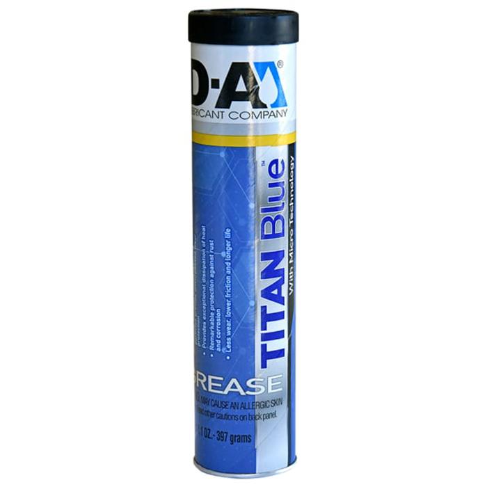 Penngrade Motor Oil Titan Blue Grease NLGI #2 - 14oz Tube