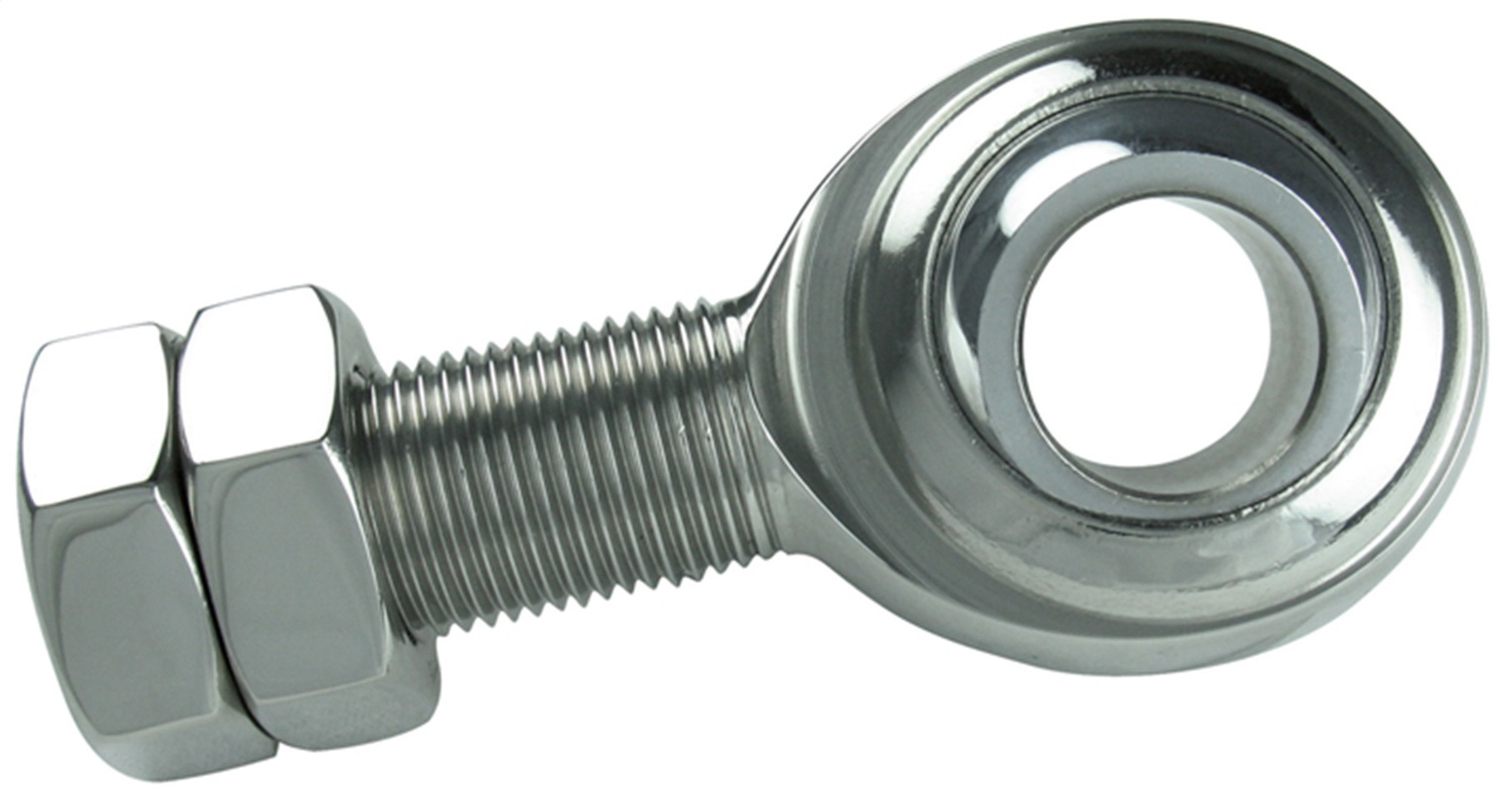 Borgeson Polished Stainless Support Bearing