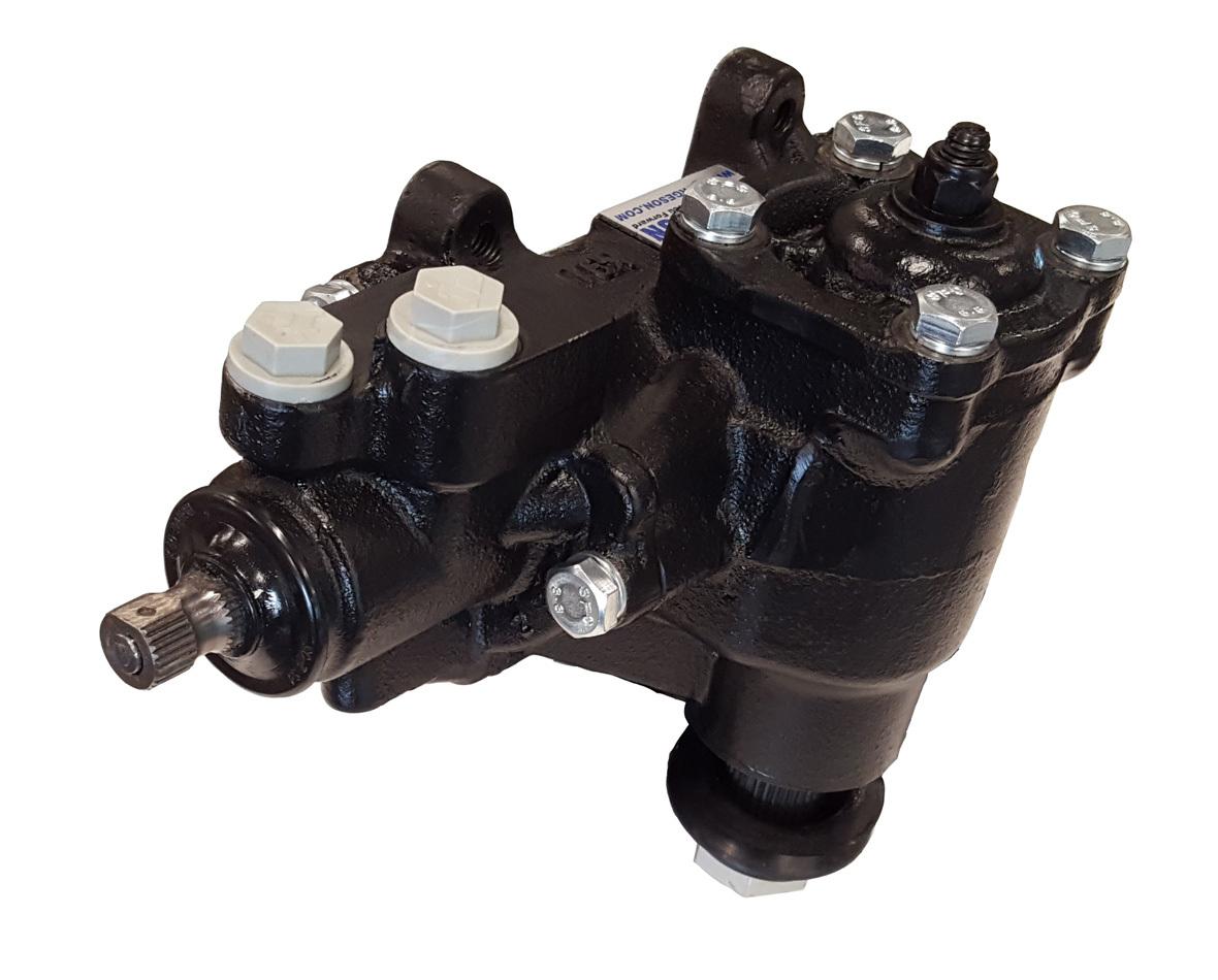 Borgeson Power Steering Box Saginaw 700 12.7:1 Ratio