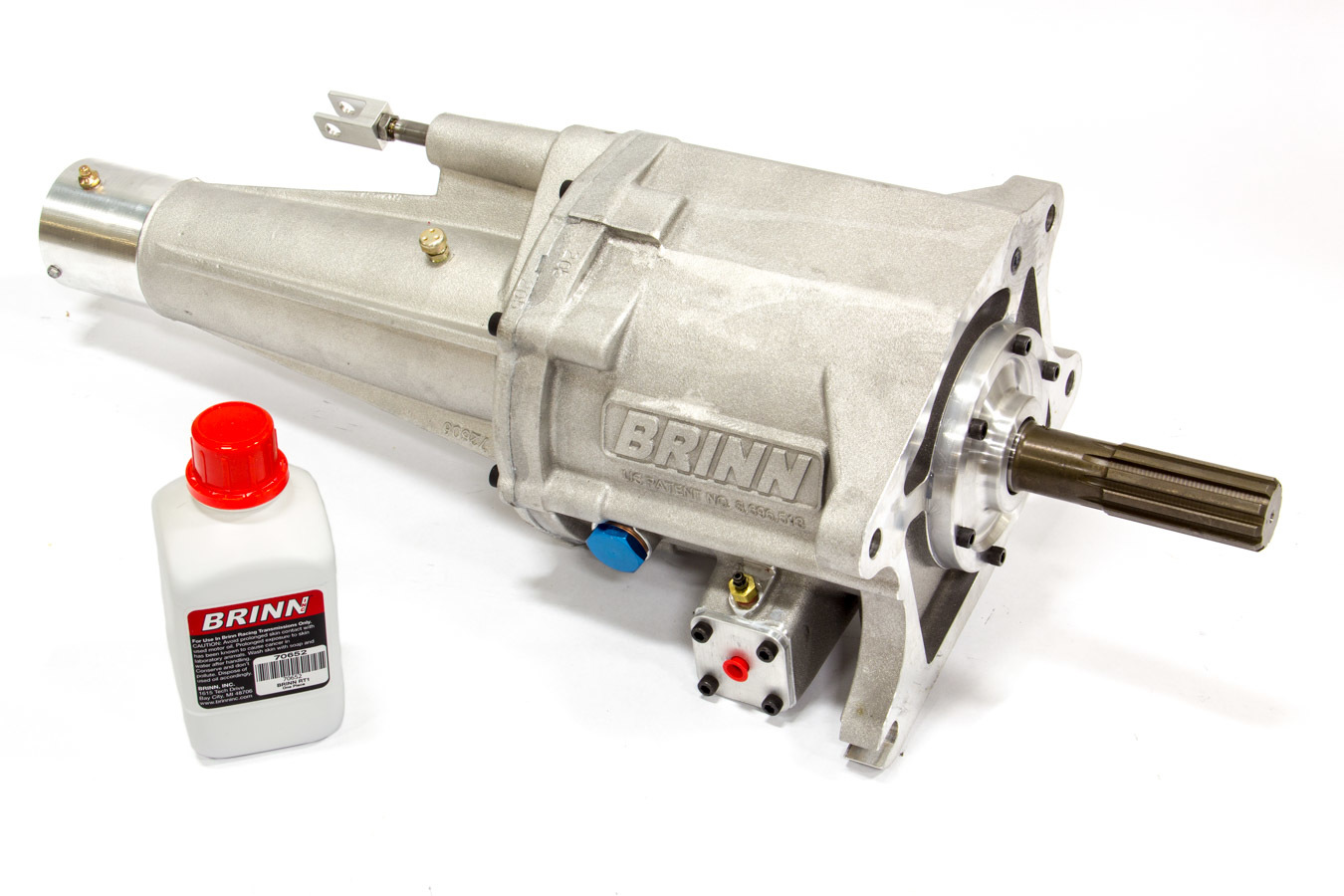 Brinn Transmission Transmission Predator Series Aluminum