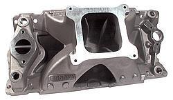 Brodix SBC High Velocity Intake Manifold - 4150 Flange