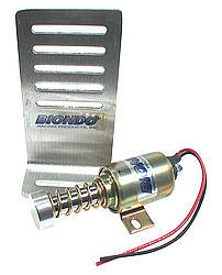 Biondo Racing Products Electric Solenoid Shifter