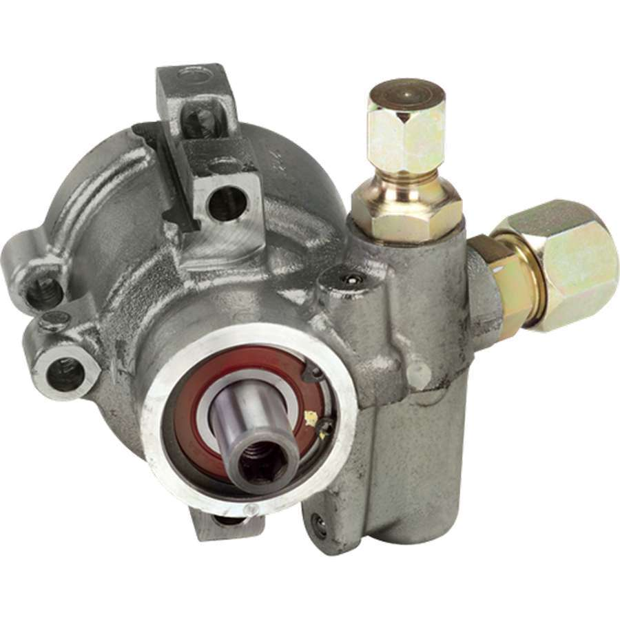 Billet Specialties Power Steering Pump Alum Remote