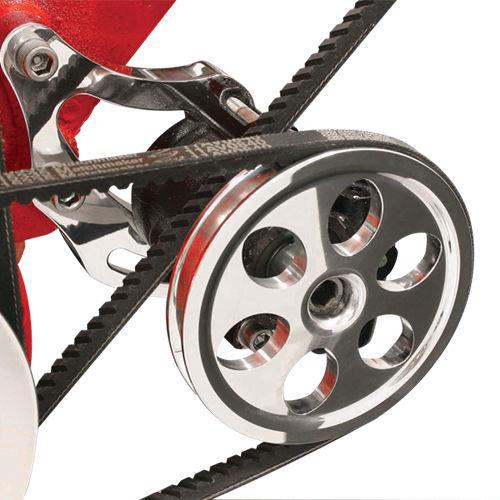 Billet Specialties BBC Power Steering Bracket & Pulley