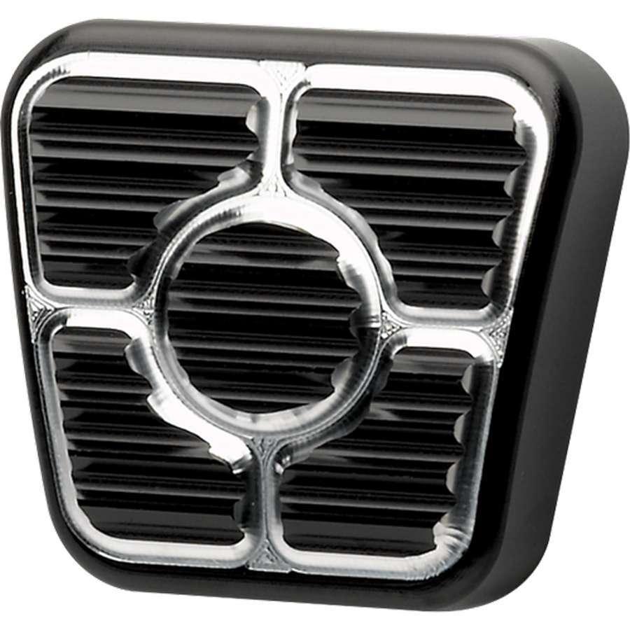 Billet Specialties 67-69 Camaro E-Brake Pad Black