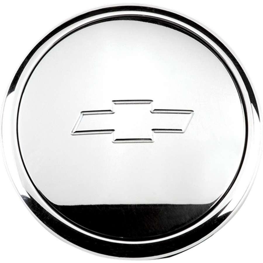 Billet Specialties Bowtie Logo Standard Horn Button