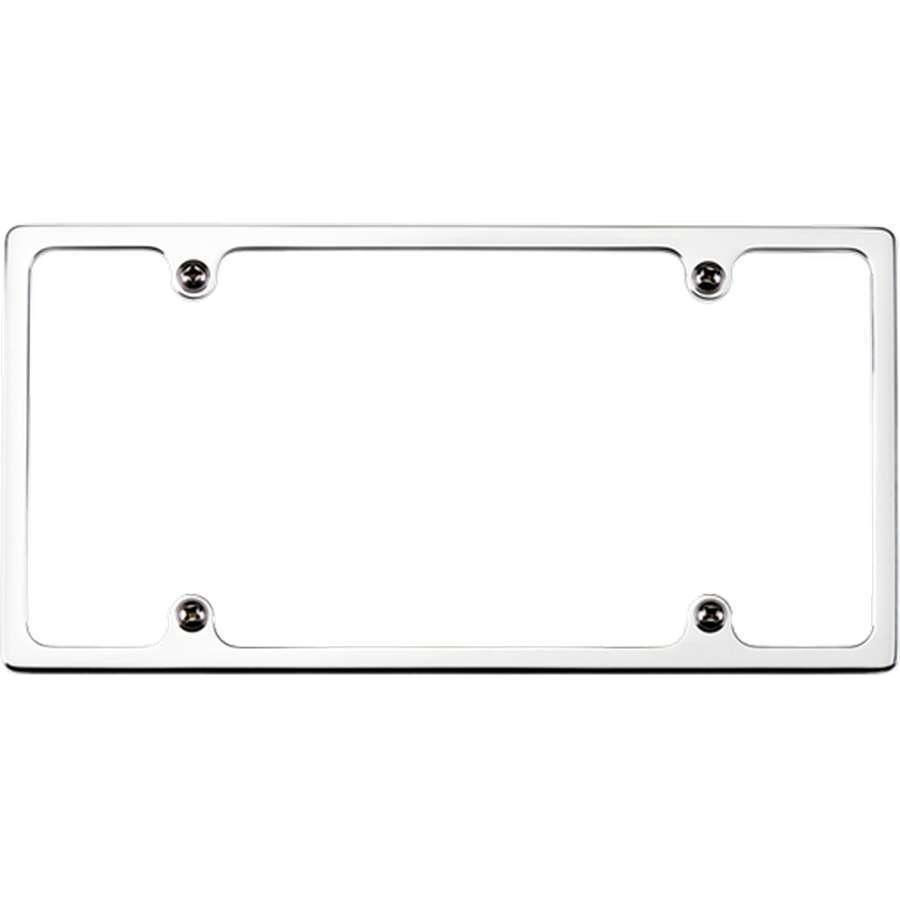 Billet Specialties Slimline License Frame