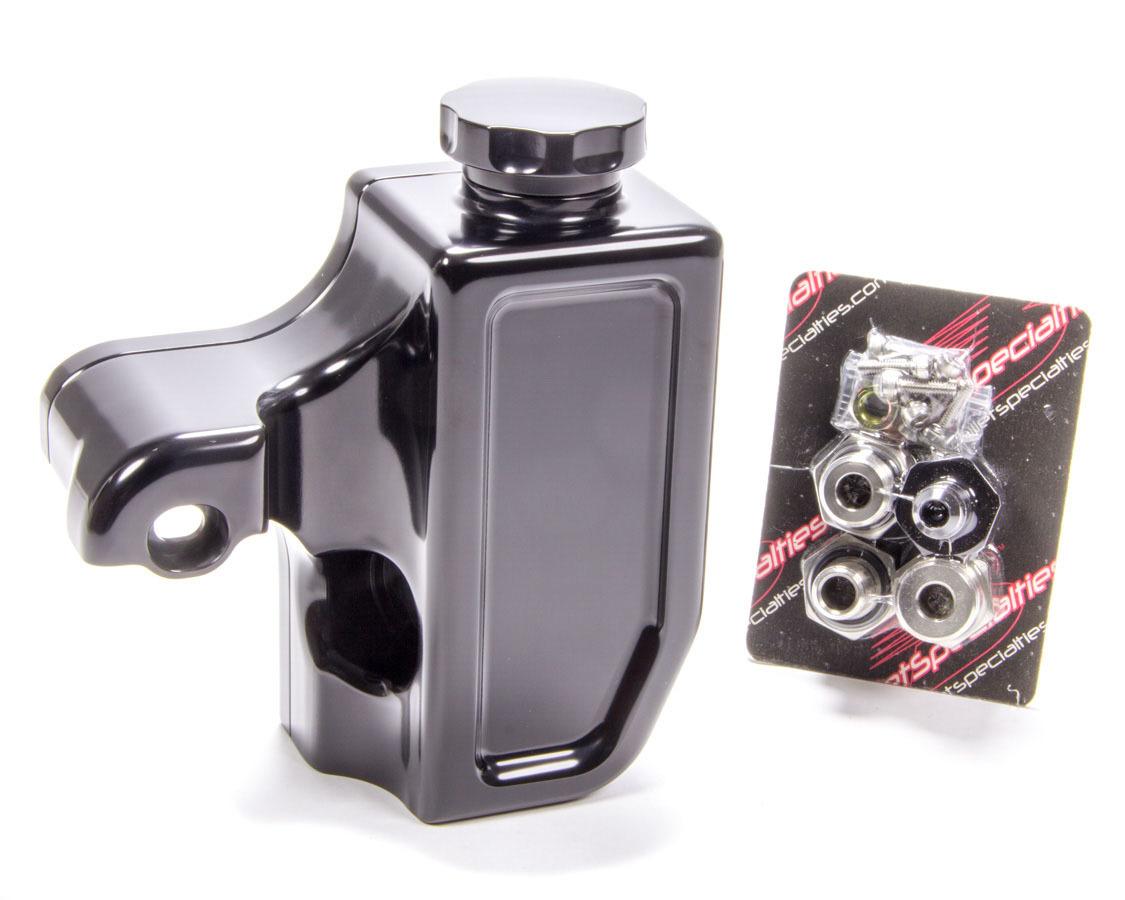 Billet Specialties Steering Pump Reservoir Billet Black