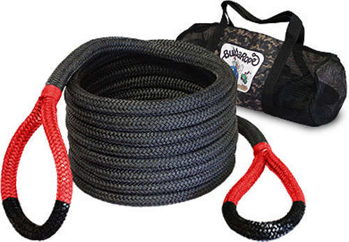Bubba Gear Bubba Rope 7/8in X 30ft Red Eyes