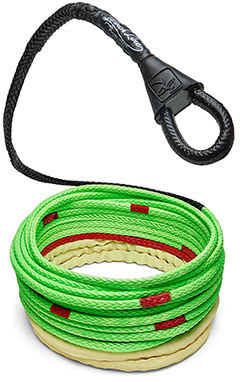 Bubba Rope 3/8in x 100ft Synthetic Winch Line