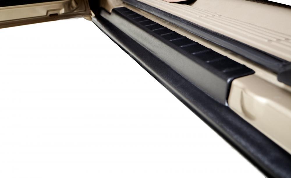 Bushwacker GM P/U Extended Cab Rocker Panel Covers Blk