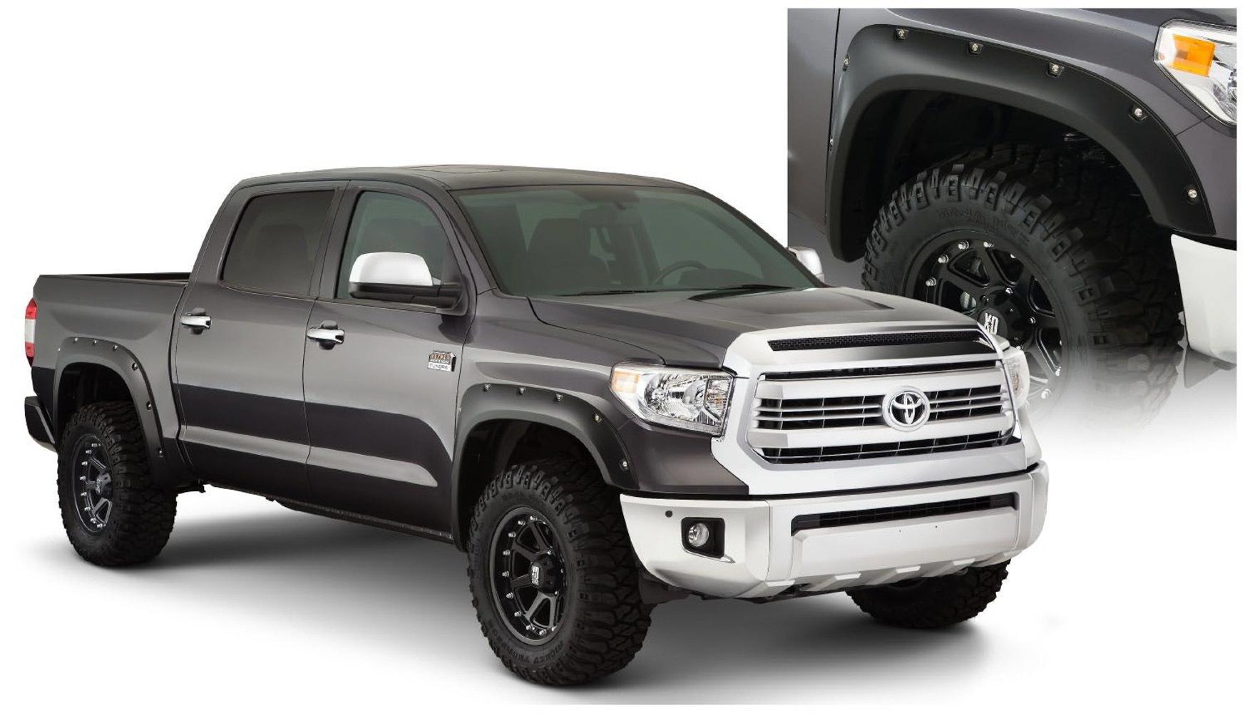 Bushwacker 14-   Toyota Tundra Pock et Style Fender Flares
