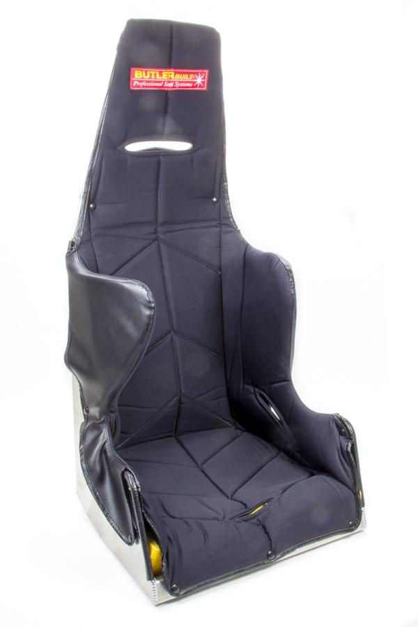 Butlerbuilt 19in Black Seat & Cover