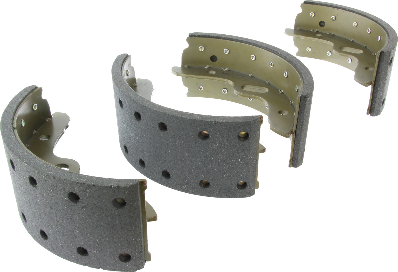 Centric Brake Parts Heavy Duty Brake Shoes