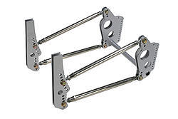Chassis Engineering Top Gun 4-Link Kit w/o Rod Ends