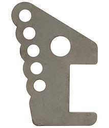 Chassis Engineering 2 x 3in Ladder Bar Bracket